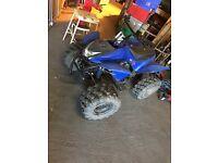 Loncin 125cc quad