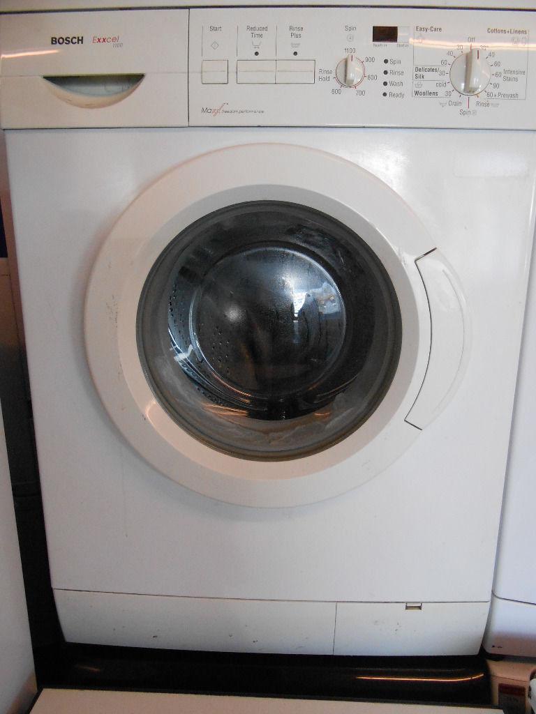 Bosch maxx Wfl 2260 Washing Machine Manual
