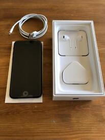 IPhone 7 256Gb Black Unlocked (as new)