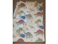 Laura Ashley Dinosaur Curtains