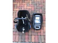 ISOFIX Maxi cosi FamilyFix car seat base