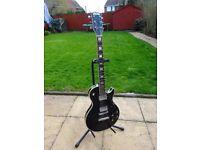 Avon Electric Guitar, (Les Paul copy)