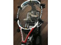 Professional tennis, badminton & squash racket restringing services in Nottingham!