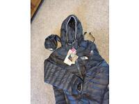 Black North Face Jacket -New