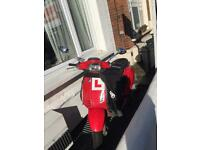 VESPA SPRINT 125 3V ABS. £2850 ono. 1 owner from new