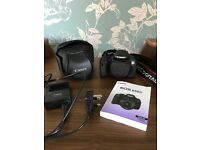Canon EOS 650D digital SLR camera (body only)