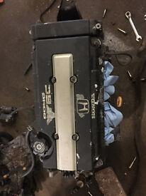 Honda Civic b16a2 Engine ek4 vti b series swap ej9 ek