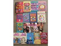 Large Bundle of girls books