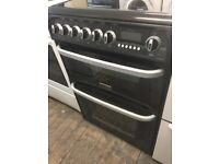 ✅ black cannon ceramic top electric cooker £189 can deliver and install