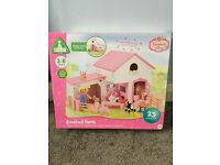 Brand new early learning centre wooden rosebud farm. Never used. £20