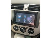 Kenwood DMX-110BT double din touchscreen car stereo