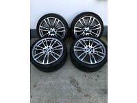 BMW Alloy Wheels 19 inch 403m Style