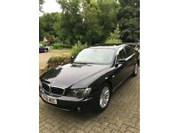 BMW 730d SE sell or swap