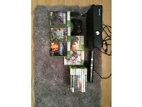 Xbox 360 120GB, Kinect, Controller, 16 Games
