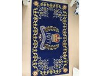 1977 The Queens Silver Jubilee Rug