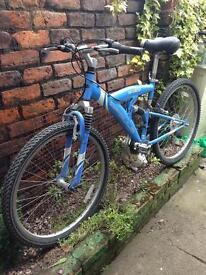 Apollo Entice 21 Speed Hybrid Bike