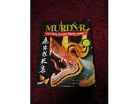Murder in the Orient - Murder Mystery Game for sale  Hampshire