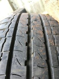 VW Transporter wheels, tyres and trims