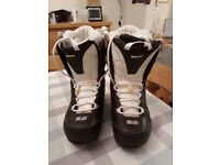 Snow Board Boots Head UK size 7.5/Euro 42.5