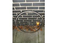 """700C Quality Front Wheel for Old Type Hybrid Bikes """"28"""