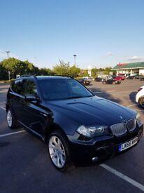 Upgraded BMW X3 3.0sd M Sport 5dr