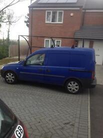 Vauxhall Combo Van 1.7 Diesel