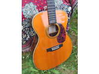Martin 000-28 EC Acoustic Guitar 2008 - Eric Clapton Signature Model - Good Condition