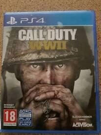 Cod WW2 PS4