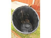 Compost bin tub