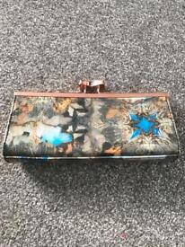 Ted Baker clutch purse bag very pretty and rare!