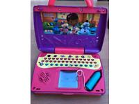 VTech Draw and Learn Doctors Bag Laptop
