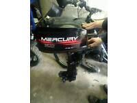 Boat engine Mercury 5.0