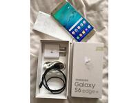 Samsung galaxy s6 edge Plus Unlocked 32GB Gold Very good condition