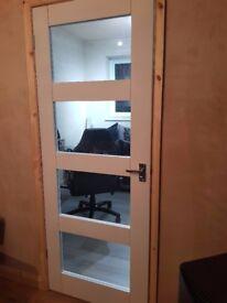 Brand New Door from B&Q still boxed R.R.P £138