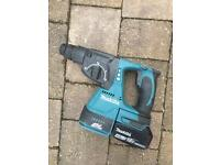 Makita sds18v brushless