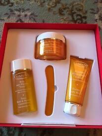 Clarins Gift set.