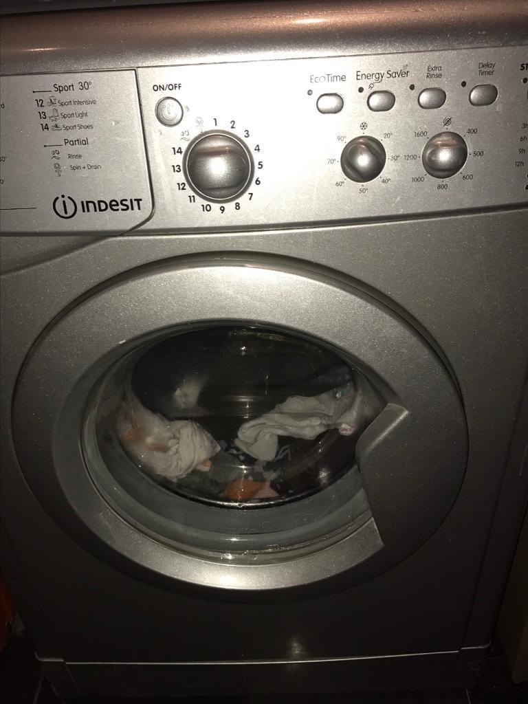 Indesit washing machine IWC 61651 S