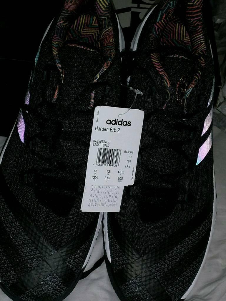 Adidas basketball trainers | in St Helens, Merseyside | Gumtree