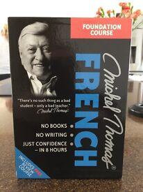 Michel Thomas French Complete Foundation Course Boxset