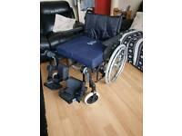 Wheelchair 4ng action