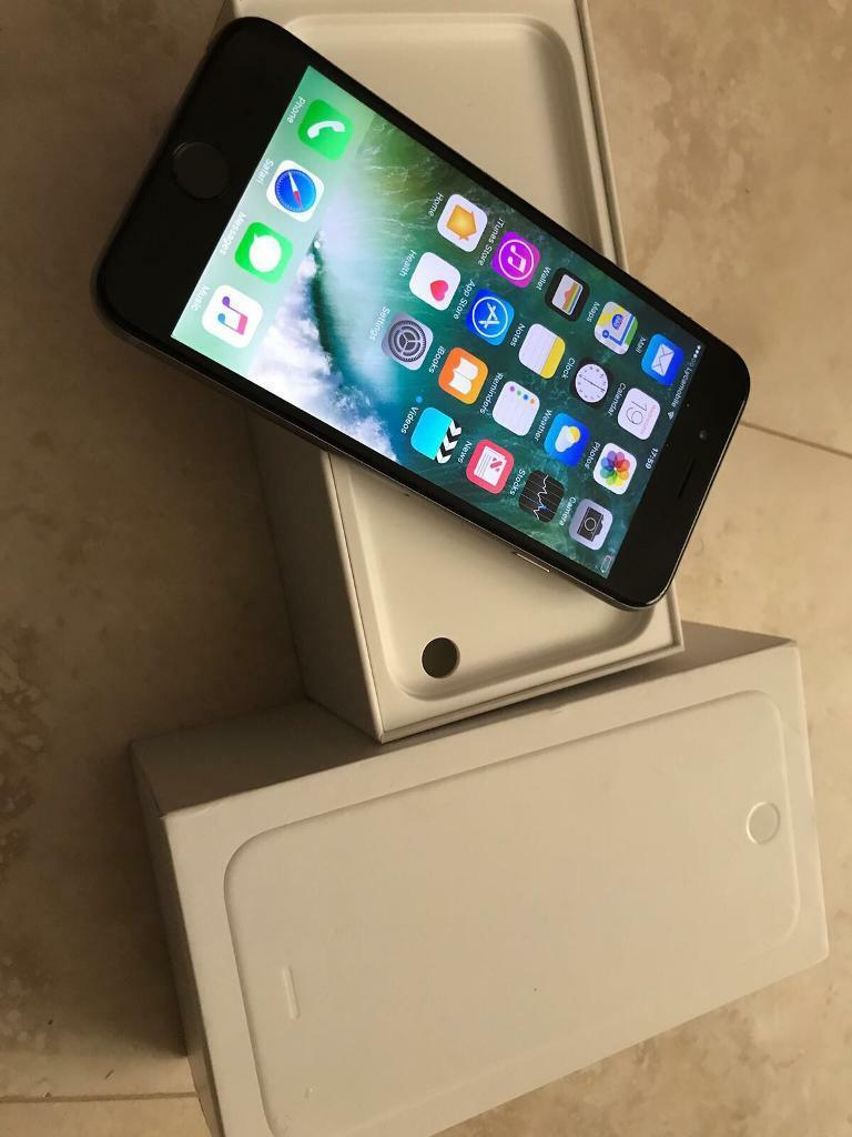 IPHONE 6 PLUS 16GB (BLACKGREY) ON O2/GIFFGAFFTESCOin Manchester City Centre, ManchesterGumtree - IPHONE 6 PLUS 16GB (BLACK & GREY) ON O2/GIFFGAFF & TESCOMint condition! Comes with box and all accessories. Overall Phone is in Excellent Condition One owner from New. Well looked after.1 X iPhone 6 plus 16 GB 1 X USB charger 1x Phone Box PLEASE NO...