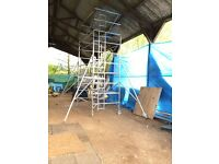 Boss Youngman double tower evolution 6.2M X 1.8M