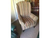 Single seater armchair