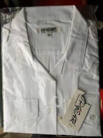 X2 Size 14 ladies uniform shirt
