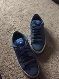 Adidas size 10 men's trainers