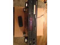 pioneer mj-d508 minidisc recorder all working good condition comes with