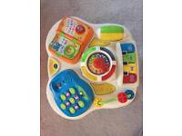 Vetch baby play/learning station.