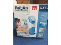 Babyliss Body Benefits Bath Spa