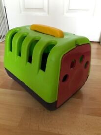 Toy Carrier box cat basket Early Learning Centre