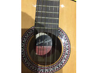 Jose Ferrer Classical Guitar with soft case £15 ONO